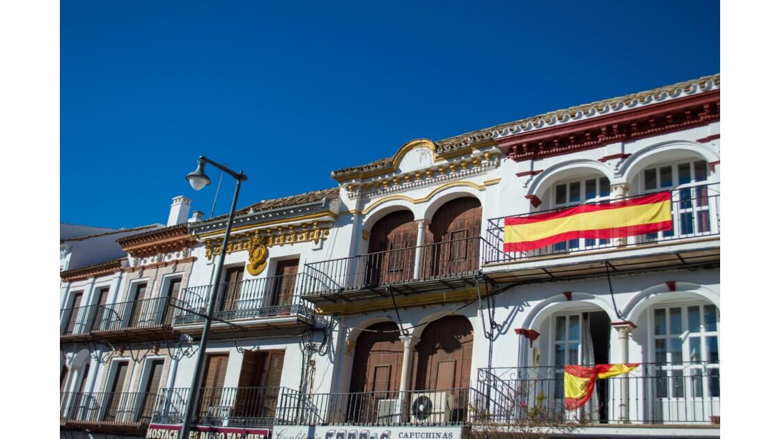 Les villages blancs d'Andalousie