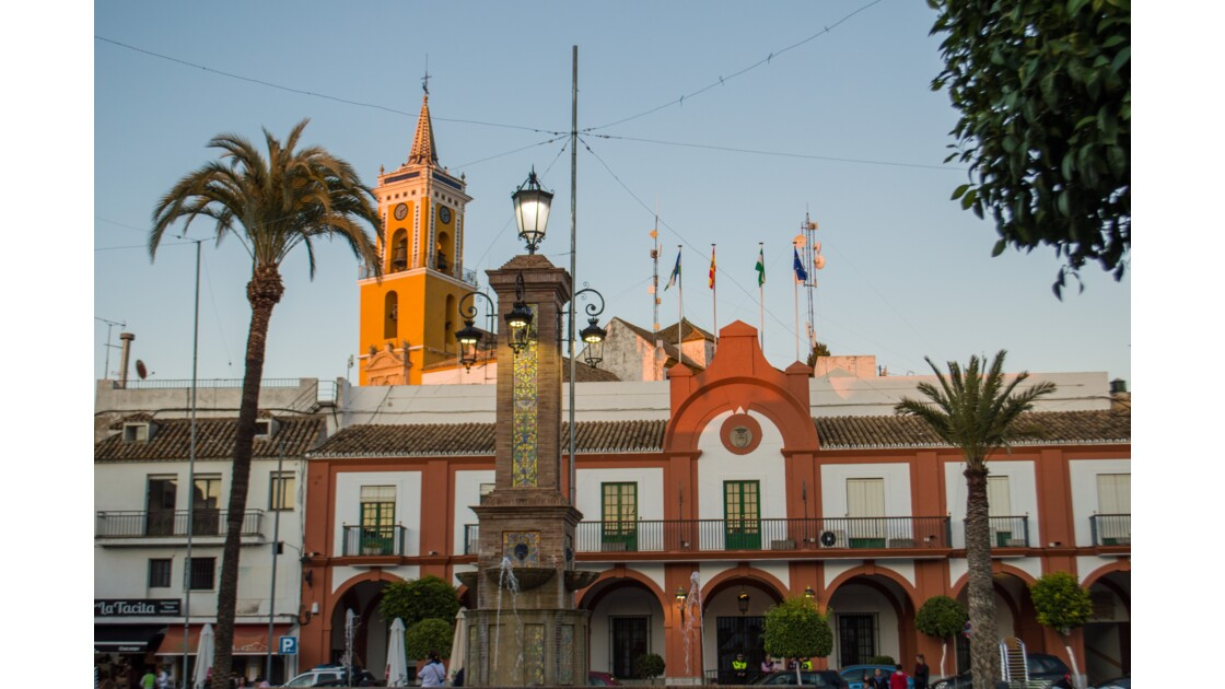 Les villages blancs en Andalousie
