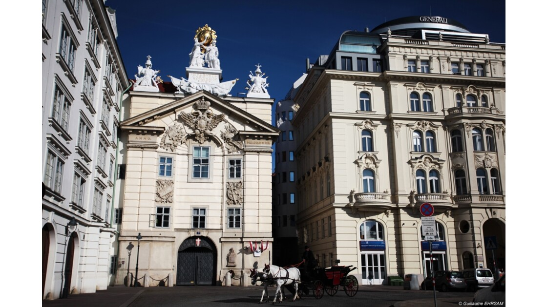 Week-end de Novembre à Vienne
