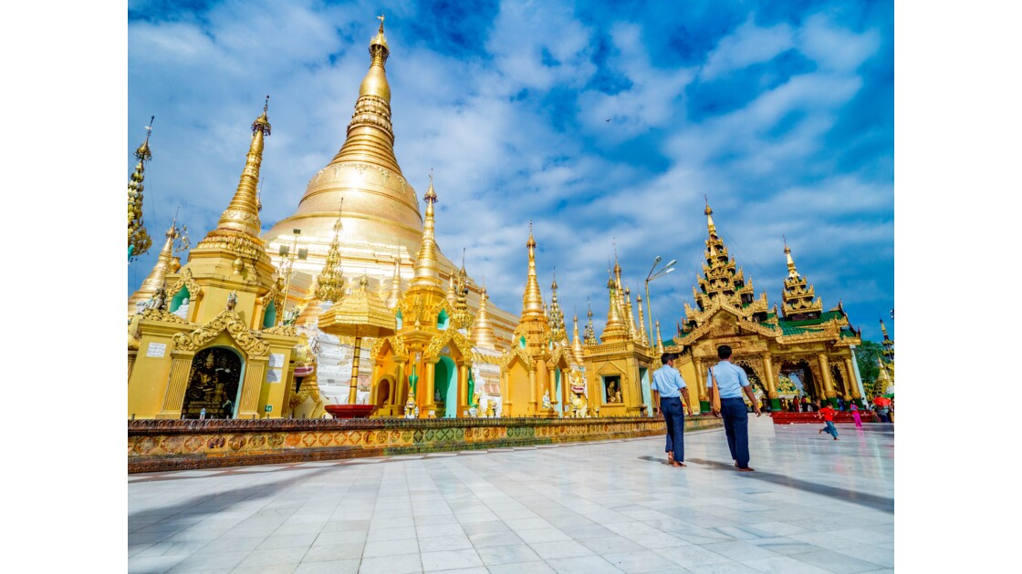 Myanmar /// Yangon