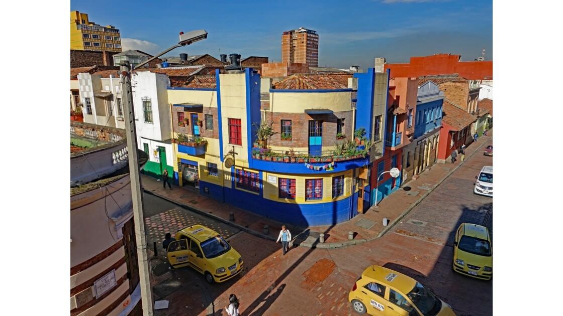 Colombie Bogota La Candelaria 1
