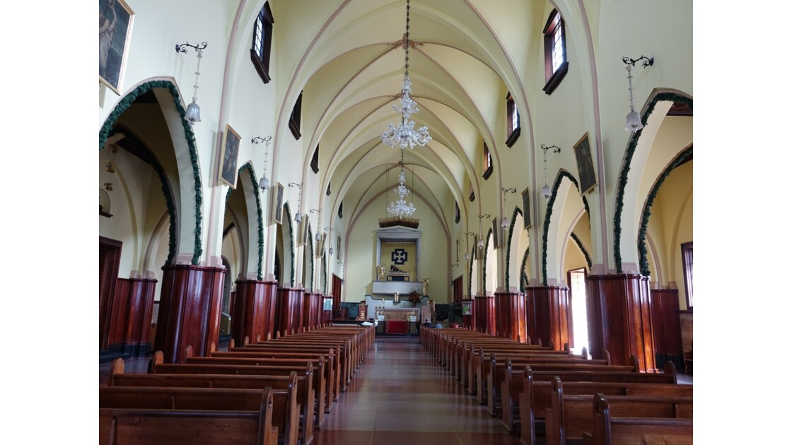 Colombie Bogota Cerro Monserrate La basilique 1