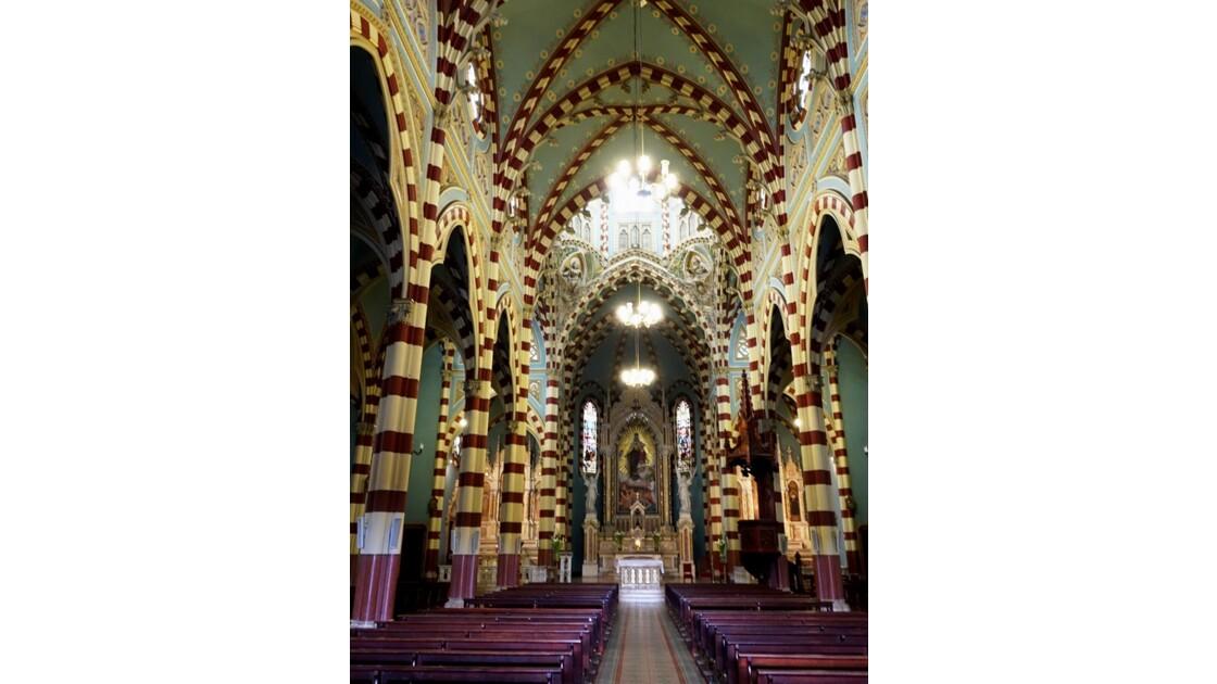 Colombie Bogota Santuario de Nuestra Serïora del Carmen 5
