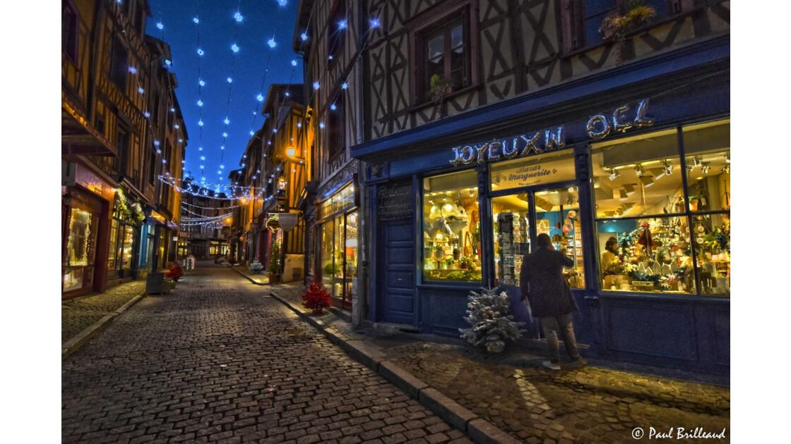 Illumination de Noël 2017