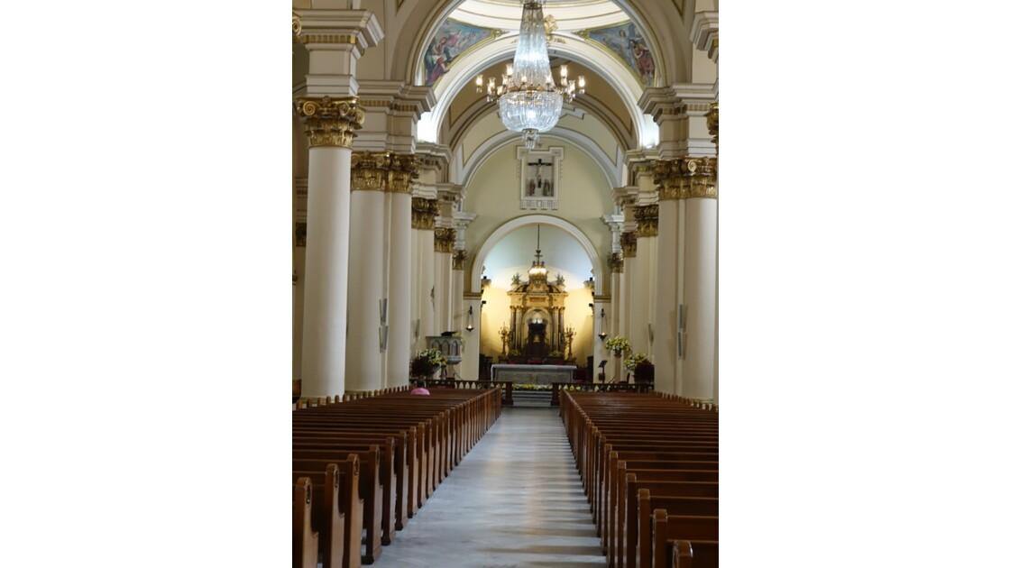 Colombie Bogota Plaza Bolivar La cathédrale 2