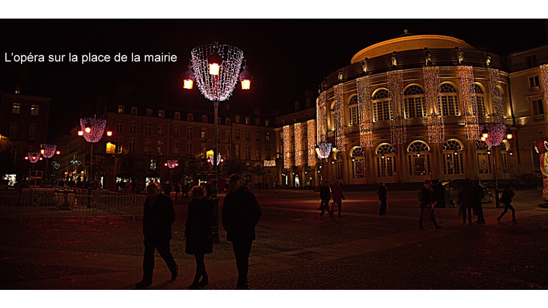RENNES Illuminations