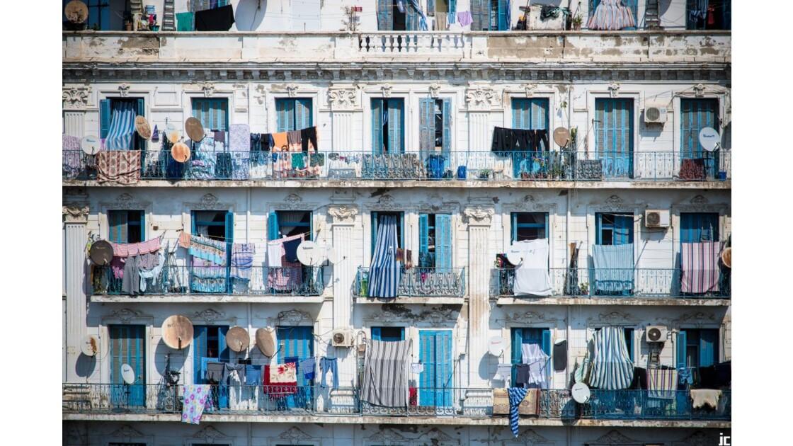 Les couleurs d'Alger