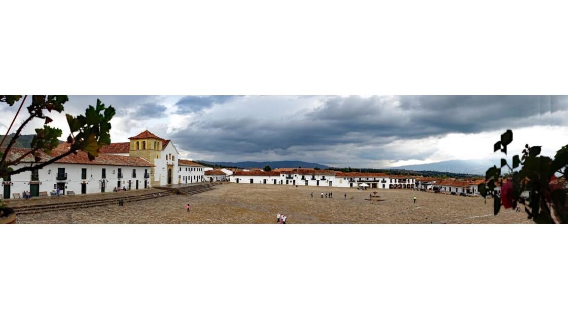 Colombie Villa de Leyva Plaza Mayor 1