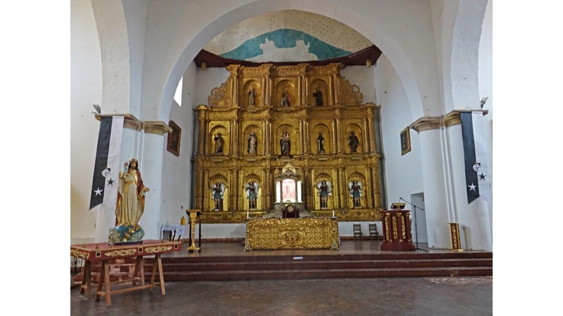Colombie Villa de Leyva Parroquia Nuestra Senora del Rosario 3