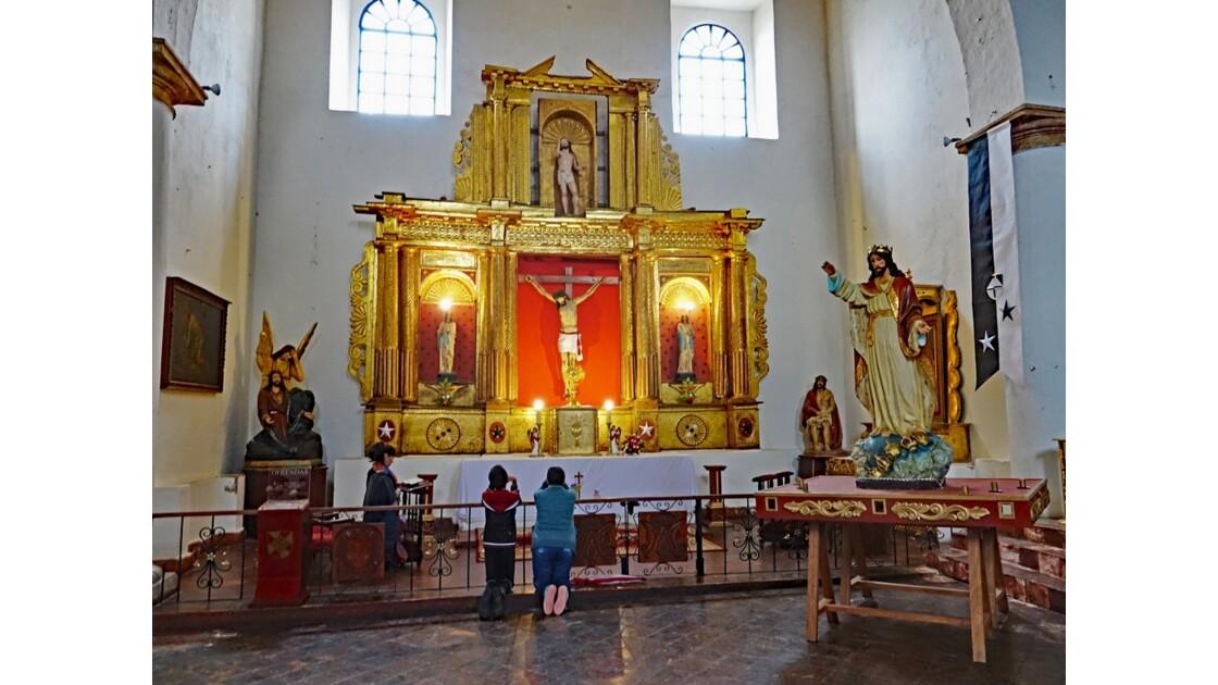 Colombie Villa de Leyva Parroquia Nuestra Senora del Rosario 4