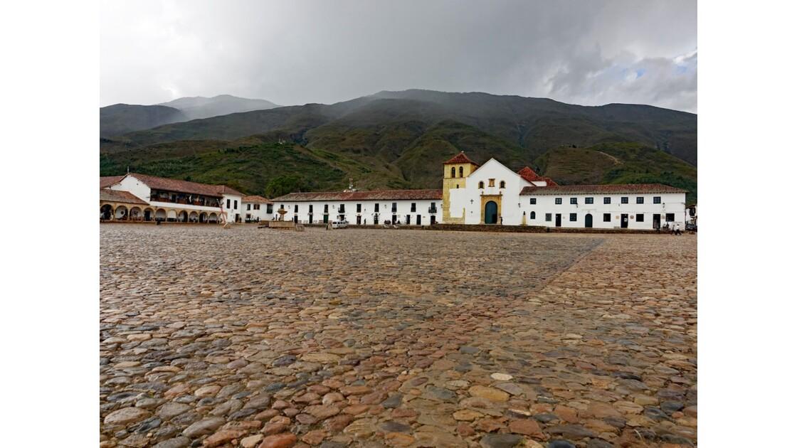 Colombie Villa de Leyva Parroquia Nuestra Senora del Rosario 1