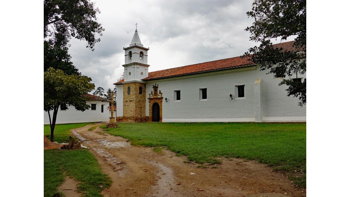 Colombie Villa de Leyva  Plazoleta del Carmen 2