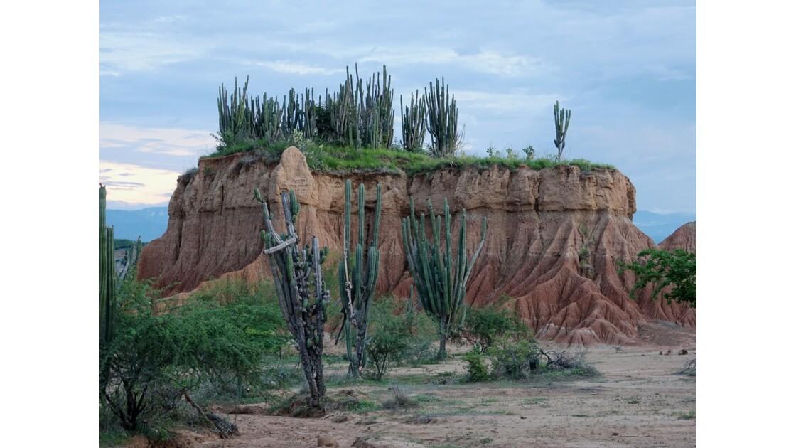 Colombie Soirée au Desertio de la Tatacoa 6