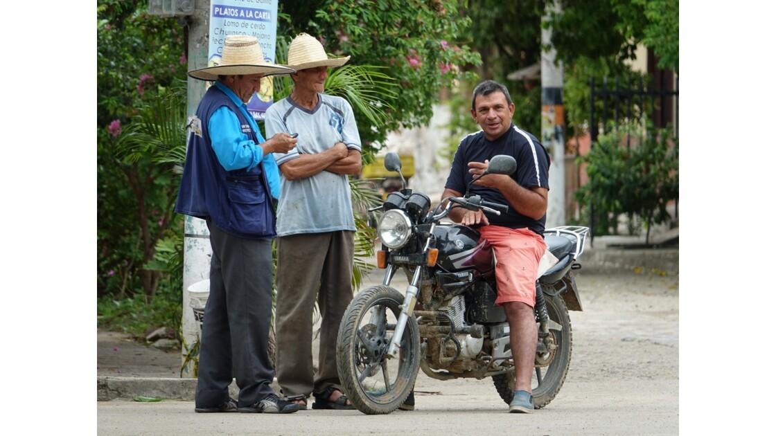 Colombie Petit matin à Villavieja 6