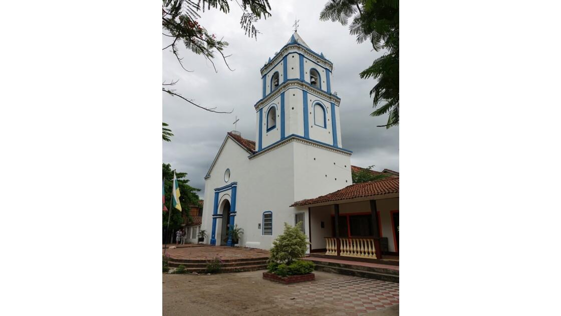 Colombie Villavieja Parroquia de Nuestra Señora del Socorro 1