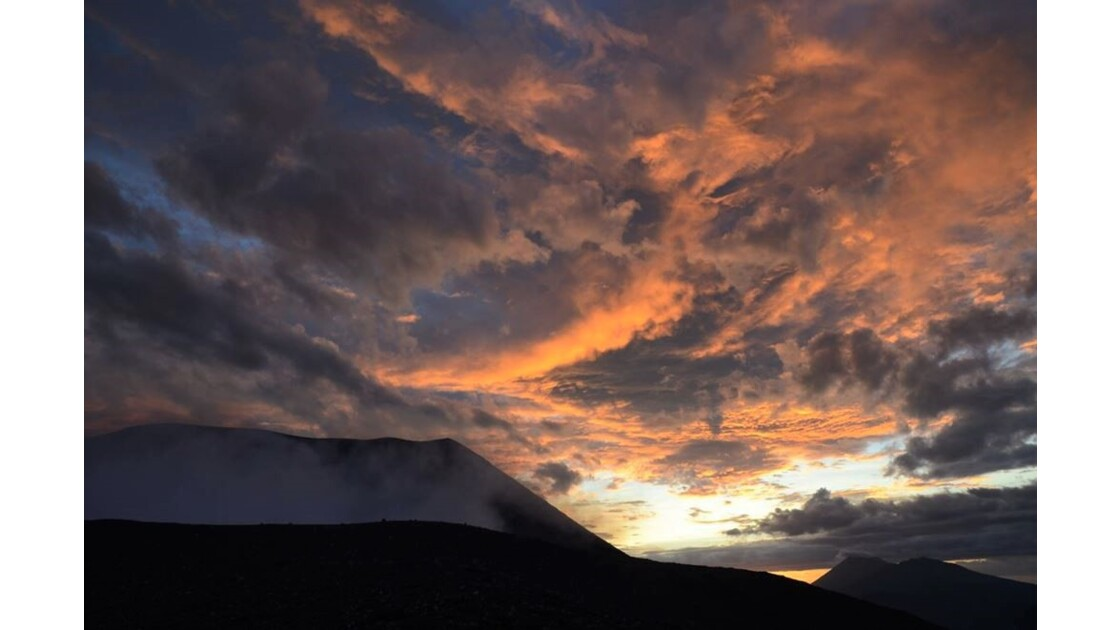Volcan Telica