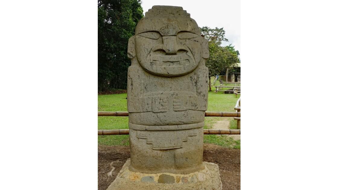 Colombie Colombie Parque Arqueologico de San Agustin Mesitat A 7