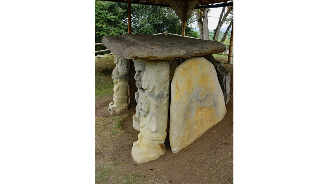 Colombie Colombie Parque Arqueologico de San Agustin Mesitat A 10
