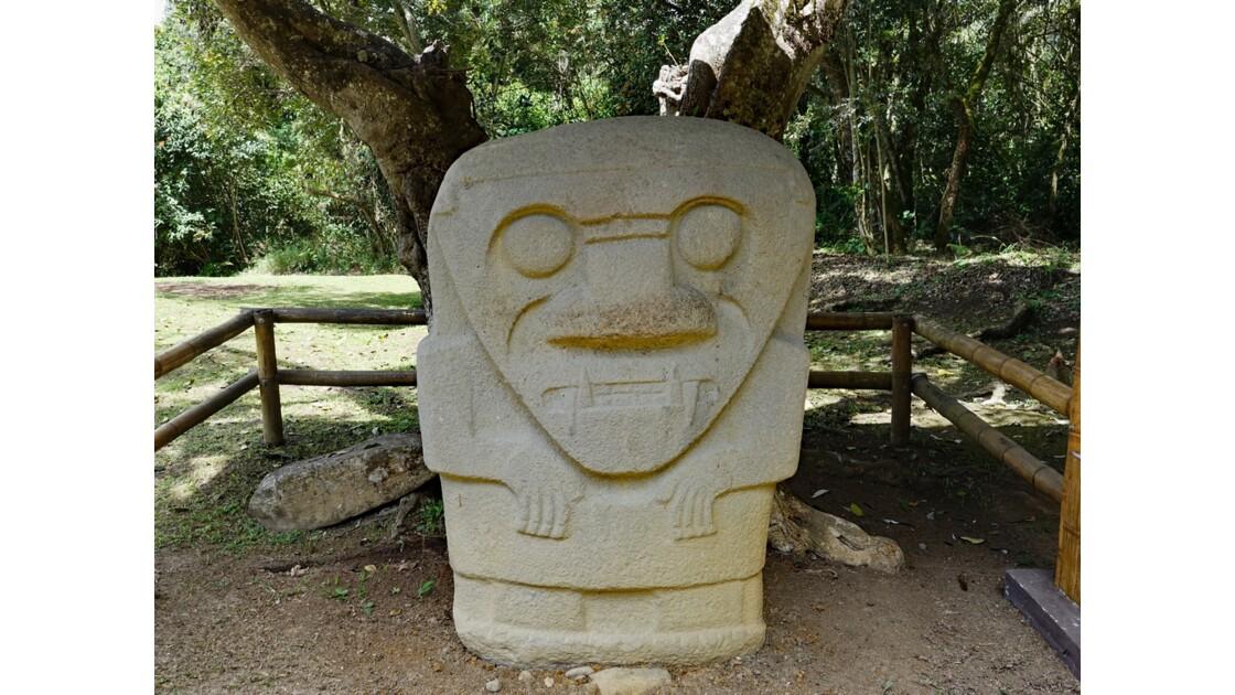 Colombie Colombie Parque Arqueologico de San Agustin Mesitat C 7