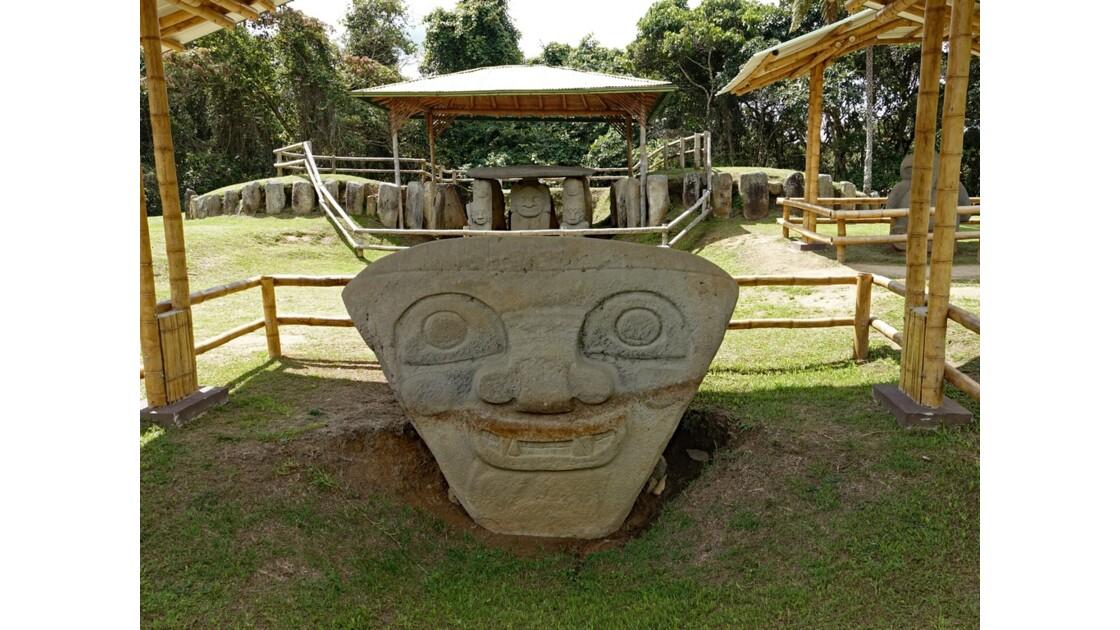 Colombie Colombie Parque Arqueologico de San Agustin Mesita B 2