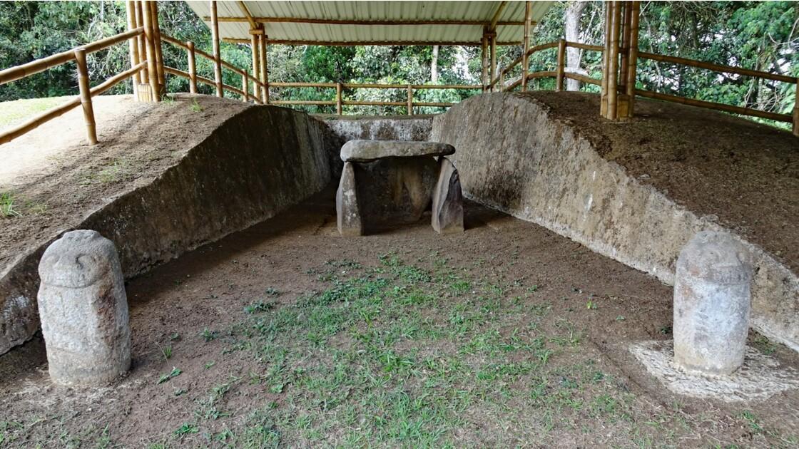 Colombie Colombie Parque Arqueologico de San Agustin Mesita B 3
