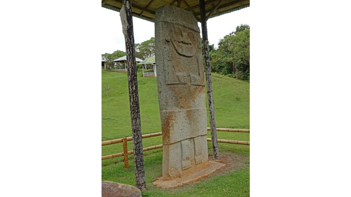 Colombie Alto de Los Idolos Statue la plus haute 2