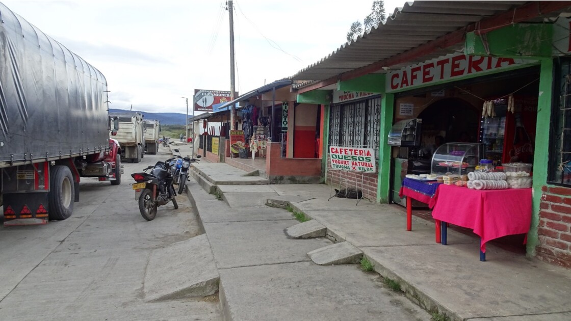 Colombie Paletara  1