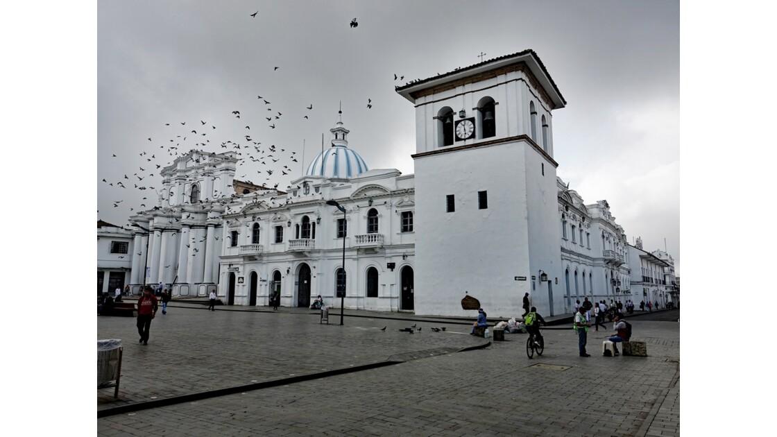 Colombie Popayan Catedral Basilica Nuestra Senora de la Asuncion 2