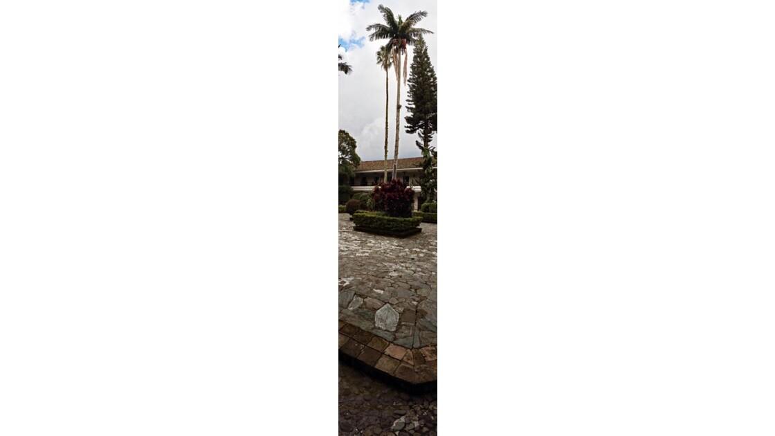 Colombie Popayan couvent Santo Domingo 3