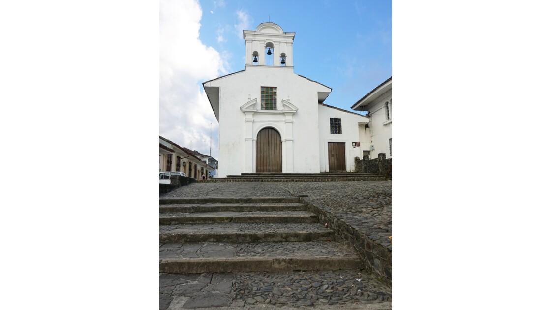 Colombie Popayan Iglesia La Ermita 1