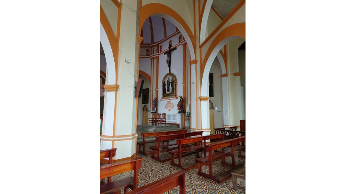 Colombie Silvia Place centrale l'église 5