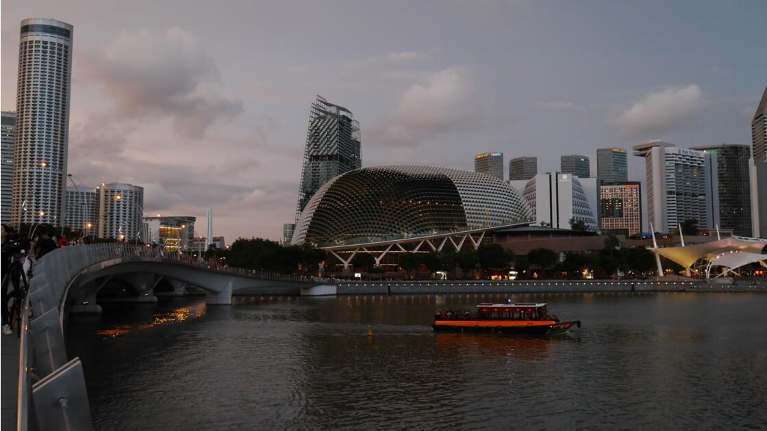 L'éxubérance de Singapour