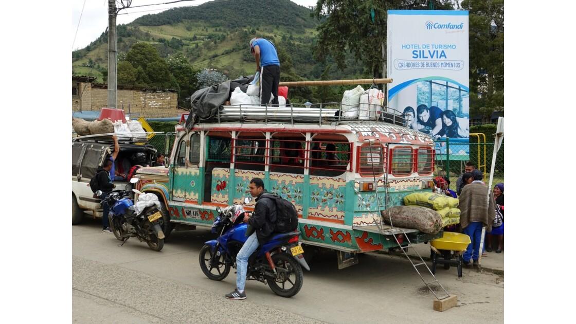 Colombie Les Chivas de Silvia 6