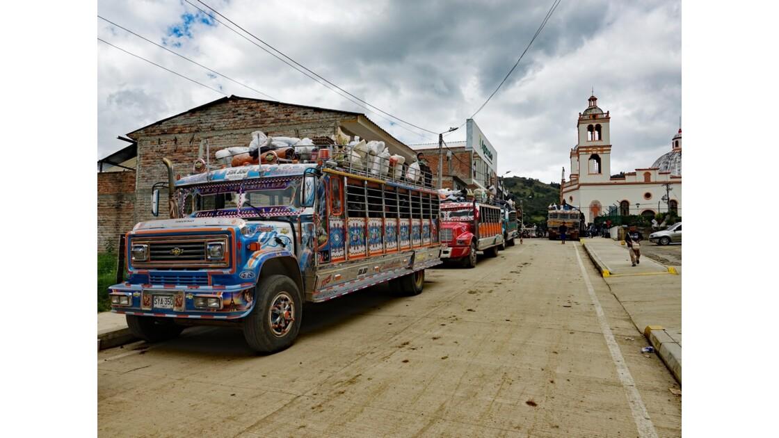 Colombie Les Chivas de Silvia 14