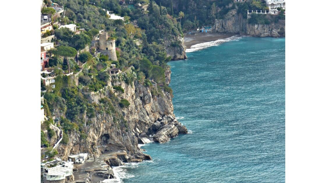 Côte Amalfitaine en hiver