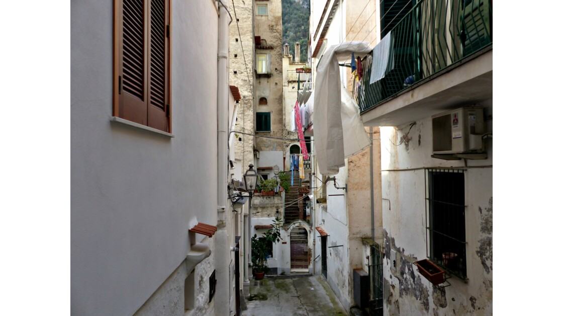Amalfi en hiver
