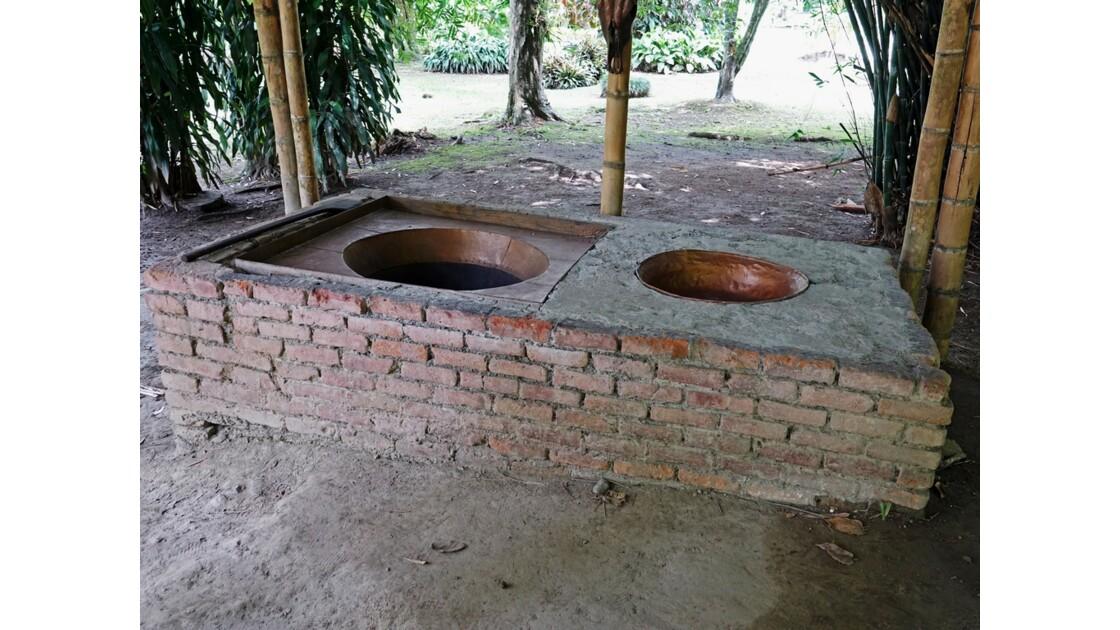 Colombie Hacienda Piedechinche Les cuves 4