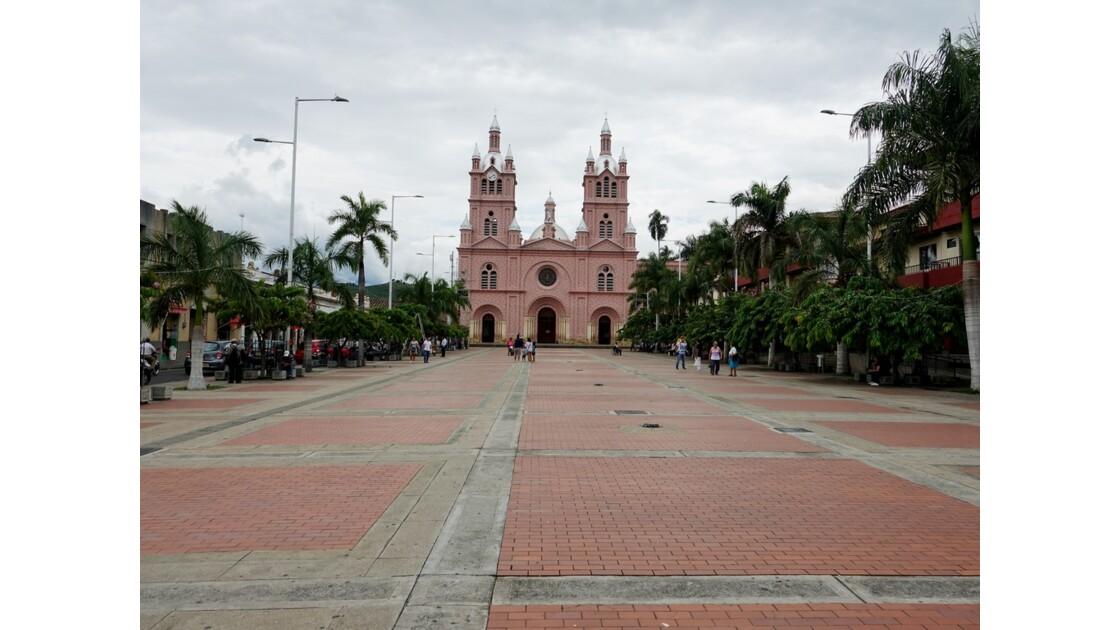 Colombie Buga Basilica del Senor de los Milagros 2