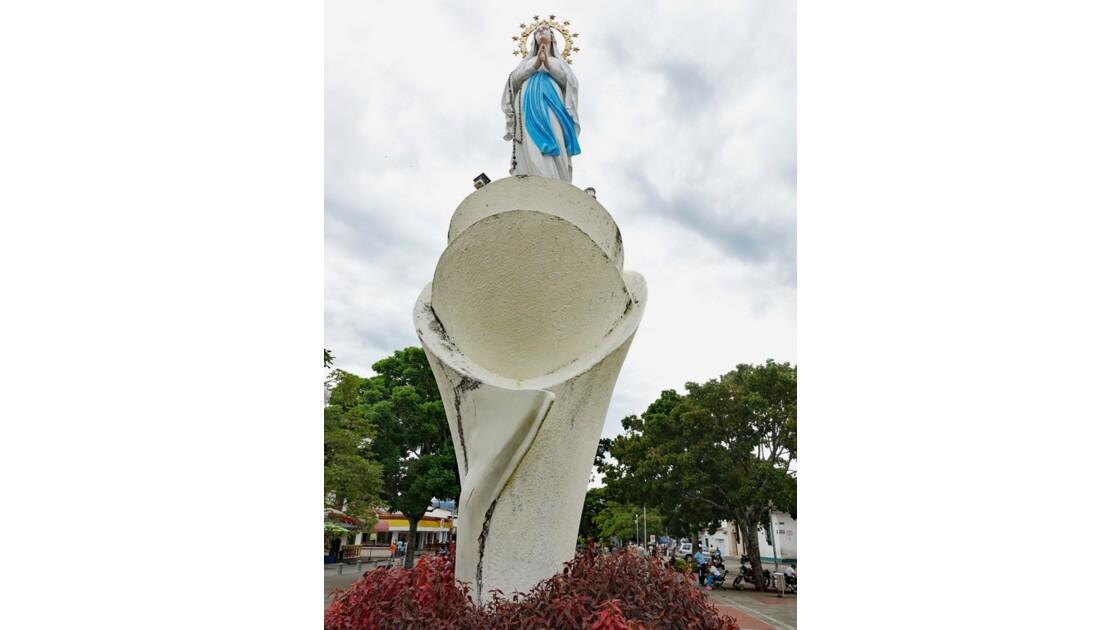 Colombie Buga La vierge Marie 2
