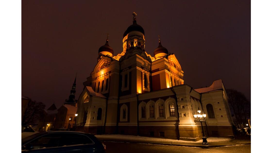 Escapade à Tallinn