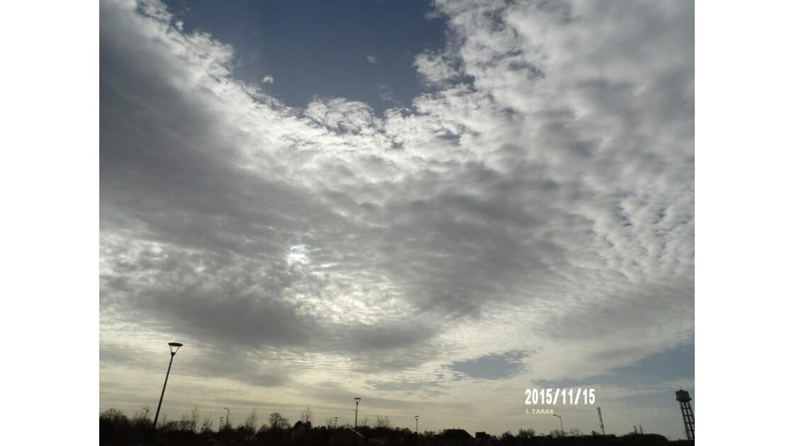 Couverture nuageuse