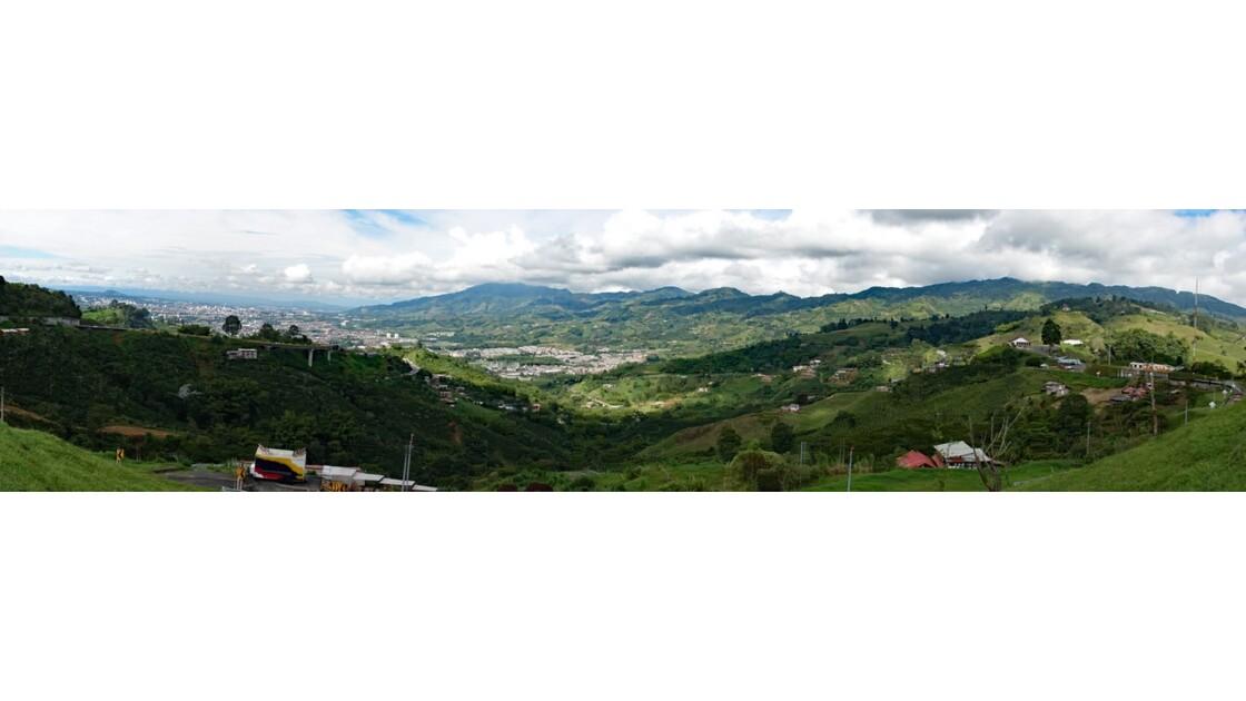 Colombie Sur la route de Medellin 1