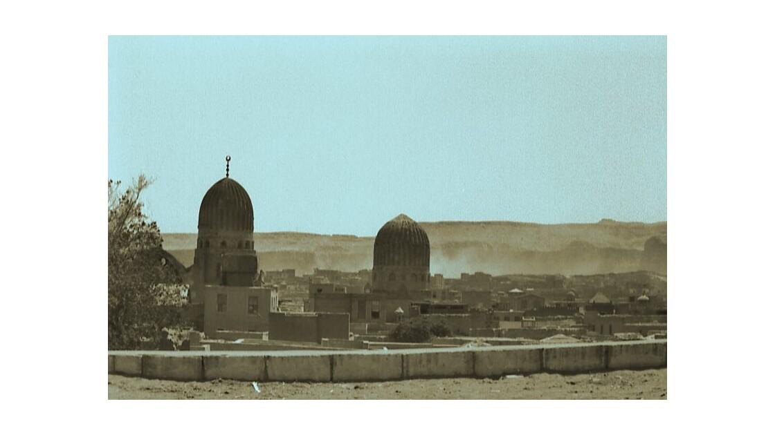 Mosquée au Caire