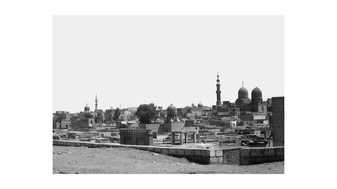 Banlieue du Caire