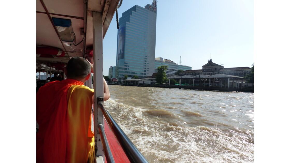 Bateau Taxi à Bangkok