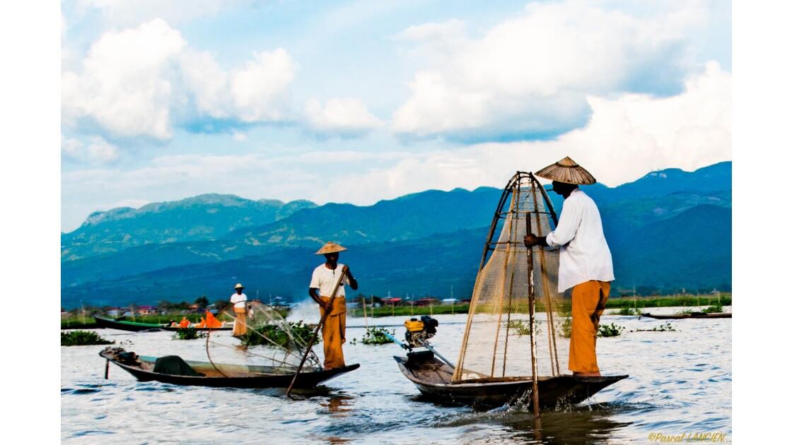 Planète Birmane-Lac Inlé