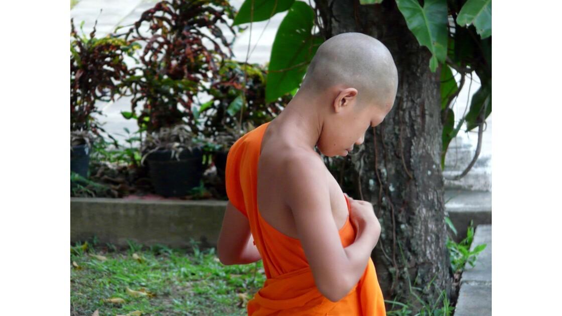 Monastère à Ubon Ratchathani