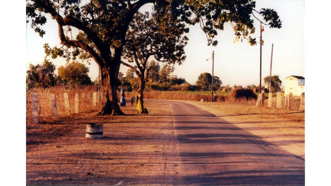 Les routes indiennes