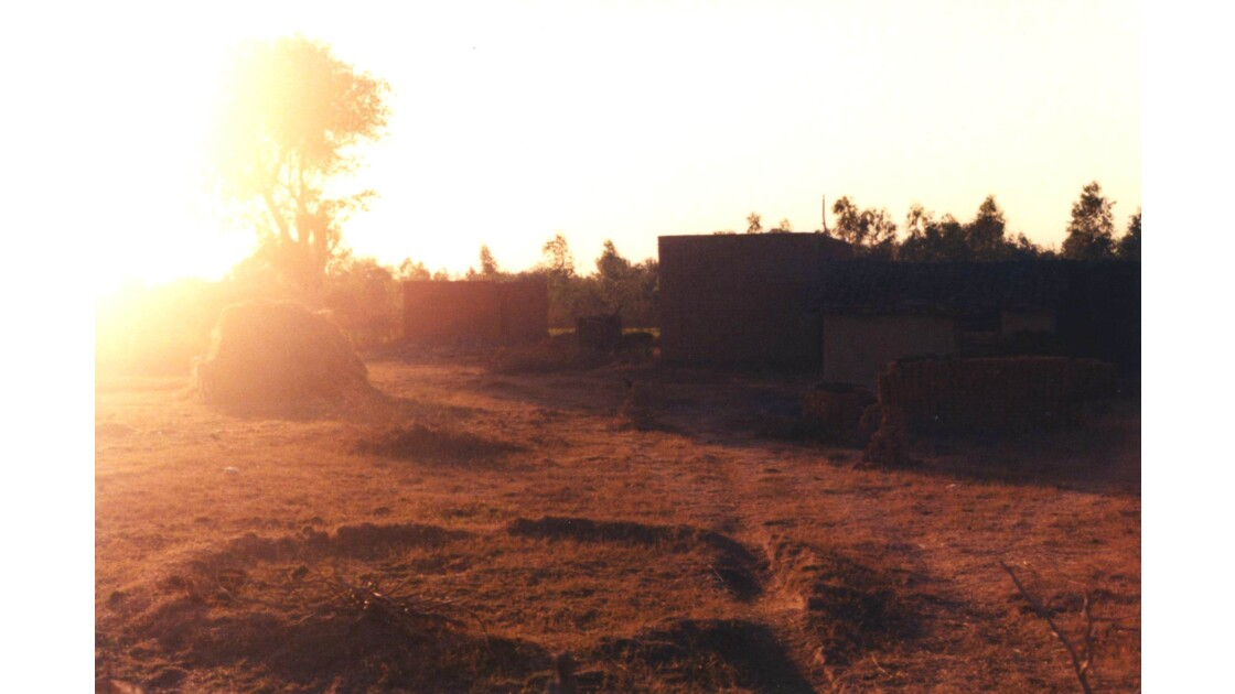 Vieux villages autour de Khajuraho