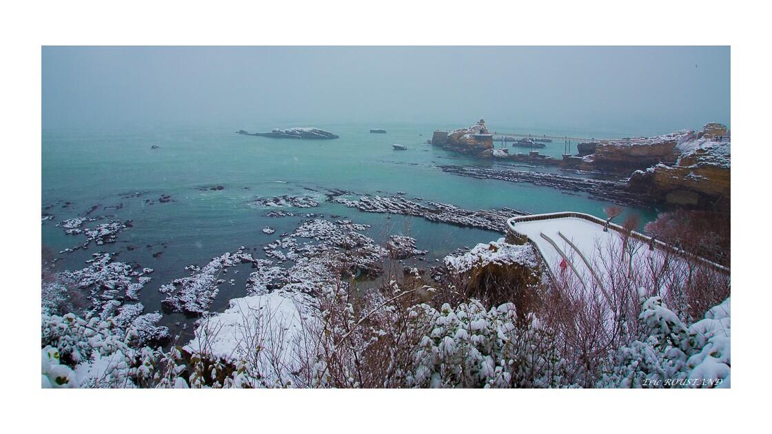 Biarritz s'habille en blanc